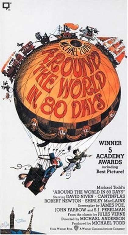 Il giro del mondo in 80 giorni - Warner Home Video
