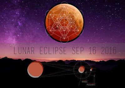 Un espacio para el Alma......: Luna llena en Piscis 2016 y Eclipse Lunar…