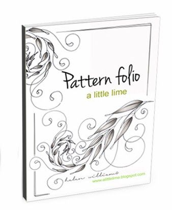 a little lime: Merry Christmas - A Little Lime Pattern Folio e-book