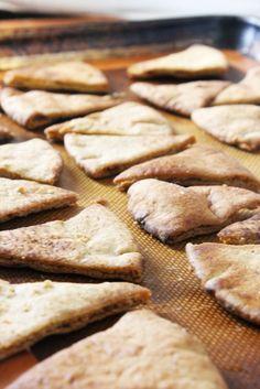 Easy Homemade Pita Chip Recipe