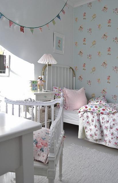 Darling child's bedroom