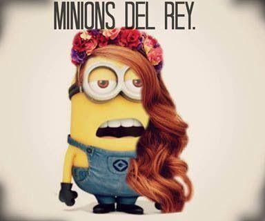 Minion Lana Del Rey
