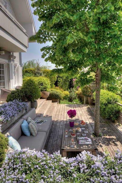 #esra #Garten #kazmirci #mimarlik #moderner #von