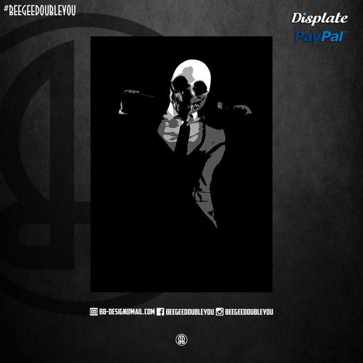 "Wolf ""Payday"" on Poster! @Displate #black #popart #nikobellic #studio #michaeldasanta #quotes #hiphopart #franklin #mancave #decoration #carmageddon #inspiration #awesome #motivation #payday2 #assassincreed #displate #payday #nr47 #displates #quote #posters #hitman #worldstar #trevor #fanart #sayings #grandtheftauto #abe #barcelona #gtaonline #GtaFive #gta5 #gta #fifa17 #fifa18 #doom #fifa #gameroom #beegeedoubleyou #gaming #gamers #xboxone #ps3 #xbox #playstation #ps4"