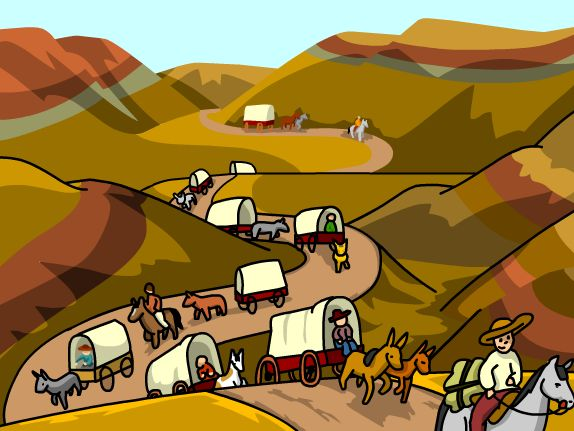 Westward Expansion on BrainPOP