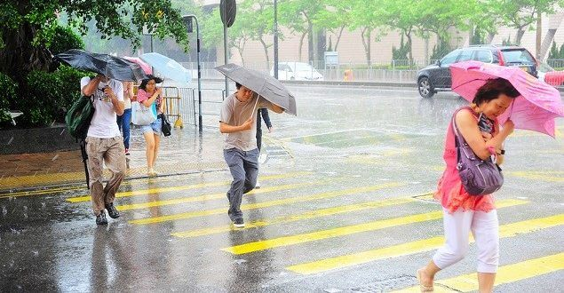 Begini Tips Menjaga Kesehatan Tubuh Saat Musim Hujan