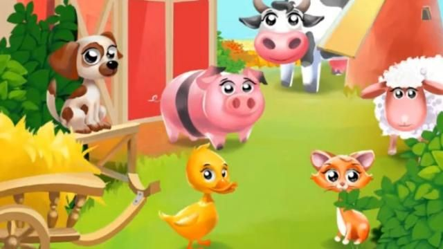 Fun With Farms Animals Learning: A vida na fazenda pode ser um desafio, mas também uma ótima experiência para qualquer um de nós.  Neste jogo você irá aprender tantas coisas interessantes sobre sementes ou animais. Se você ama animais ou simplesmente quer aprender coisas divertidas sobre eles, então este jogo é perfeito para você.