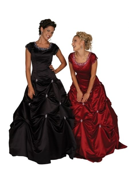 mormon prom dresses | The time has come, the walrus said. To talk of many things. Of shoes ...