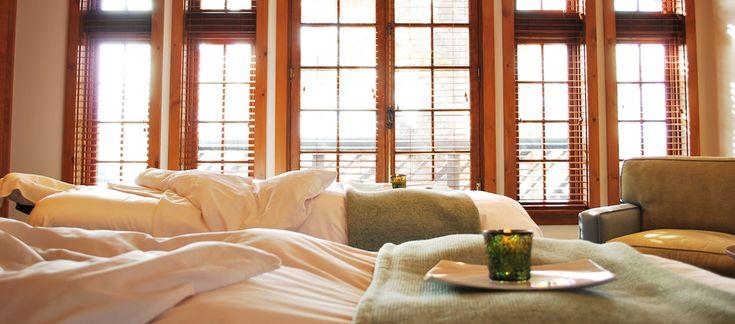 LEMAYMICHAUD | INTERIOR DESIGN | ARCHITECTURE | QUEBEC |  Fairmount Château Montebello spa/centre de santé | HOTEL | SPA