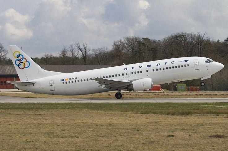 Olympic Airways B 737-400 [EC-KBO]