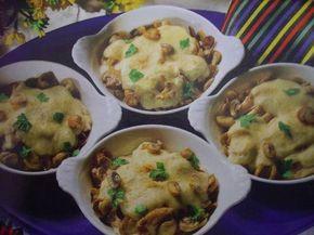 Ovengebakken Kip-champignon Pannetje recept | Smulweb.nl