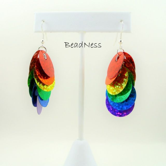 Earrings - BeadNess Creations Jewelry & Accessories