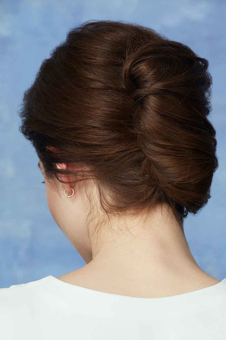 Professional Hairstyles At Home - Easy DIY Hair