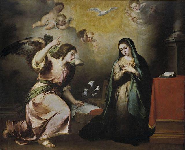 El arcángel Gabriel: ¿Cuál es la relación del arcángel Gabriel con el Espíritu Santo?