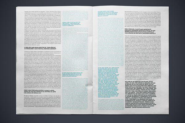 Publication Layout by Lotta Nieminen. Magazine Layout Inspiration 17