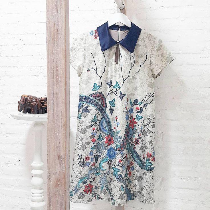 New colour for Herve   Find yours at #indonesiafashionweek2016  #batik #batikindonesia #batikmodern #batikdress #batikkombinasi #modernbatik #fashionbatik #localbrandindonesia #readytowear #batiknonik #nonandnik