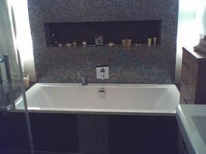 50 best images about badezimmer fliesen on pinterest. Black Bedroom Furniture Sets. Home Design Ideas