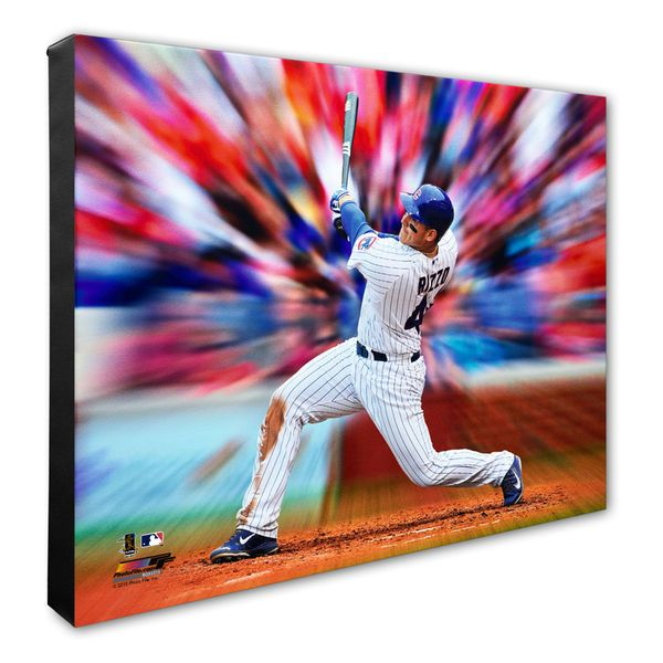 """Chicago Cubs Anthony Rizzo 16"""" x 20"""" Player Canvas - $79.99"""