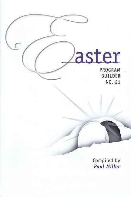 Easter Program Builder 21