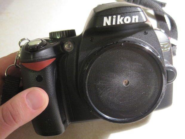 Digital Pin Hole Camera