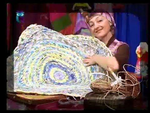 Делаем мех из старого свитера и шьем жилетку и шаль. Создаем бусы из трикотажа. Мастер класс - YouTube