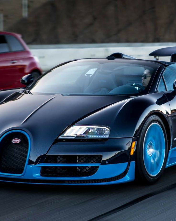 Bugatti Veyron. Car Of The Day: 20 June 2014.