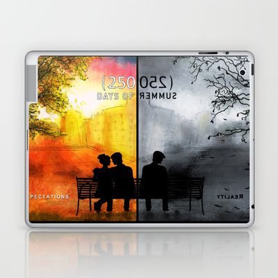 250/250 Days of Summer.... Laptop & iPad Skin by Emiliano Morciano (Ateyo) - $25.00