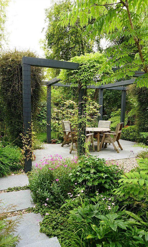 Fenton Roberts Garden Design, Gartendesigner in Nord-London,