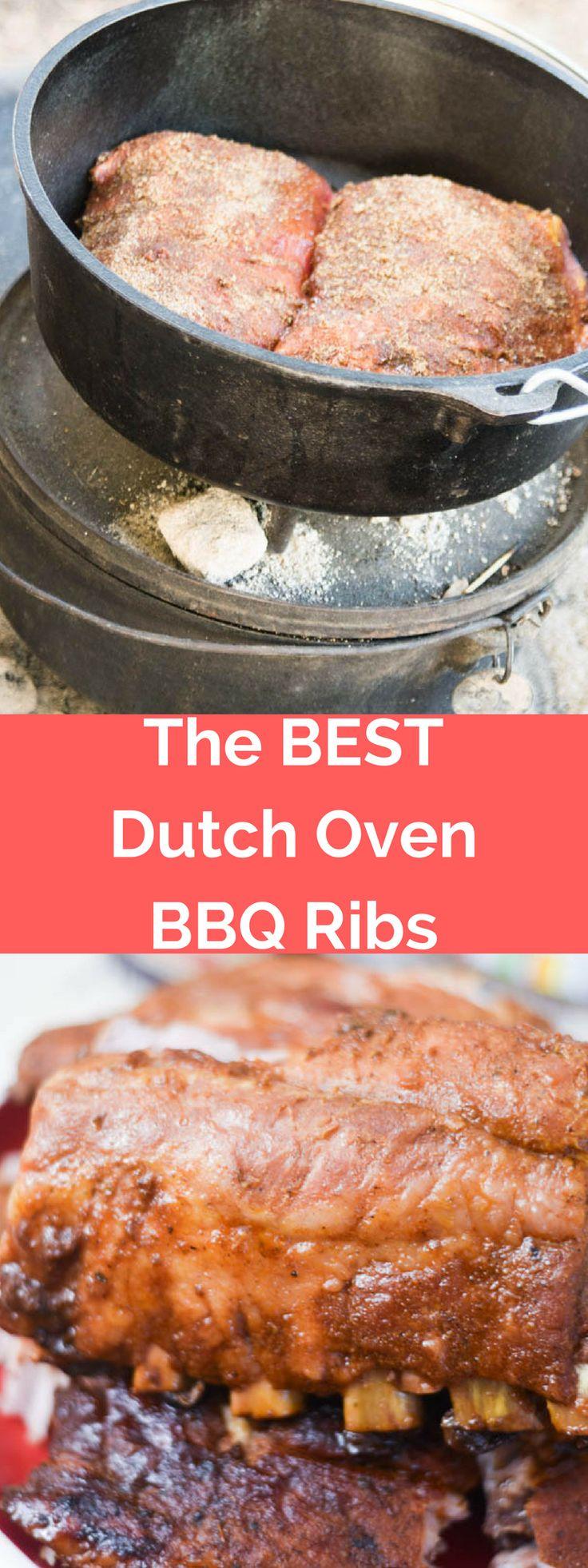 The Best Dutch Oven Ribs Recipe