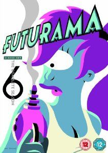 Futurama - Season 6 [DVD] - £7.00