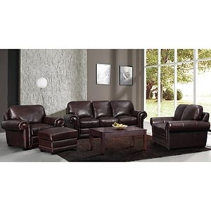 Costco Leather Living Room Set #6 Part 72