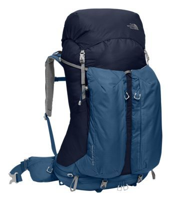 The North Face Banchee 65 Internal Frame Backpack for Men - Urban Navy/Shady Blue