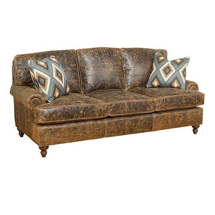 King Hickory Chatham Sofa KH-5900-L