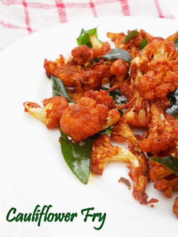 Cooking Is Easy: Crispy Cauliflower Fries / Gobi Fry (Malabar Style)
