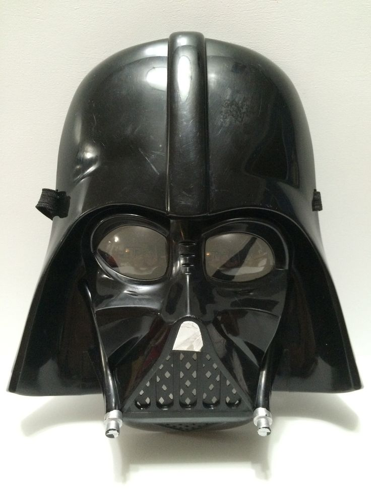 (TAS031704) - Collectable Halloween Mask - Star Wars Darth Vader