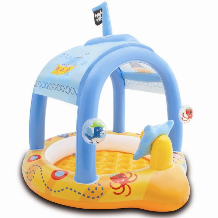 Lil' Captain Baby Paddling Pool - 57426