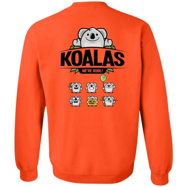 Sweatshirts - The Krew Kids Crewneck Sweatshirt