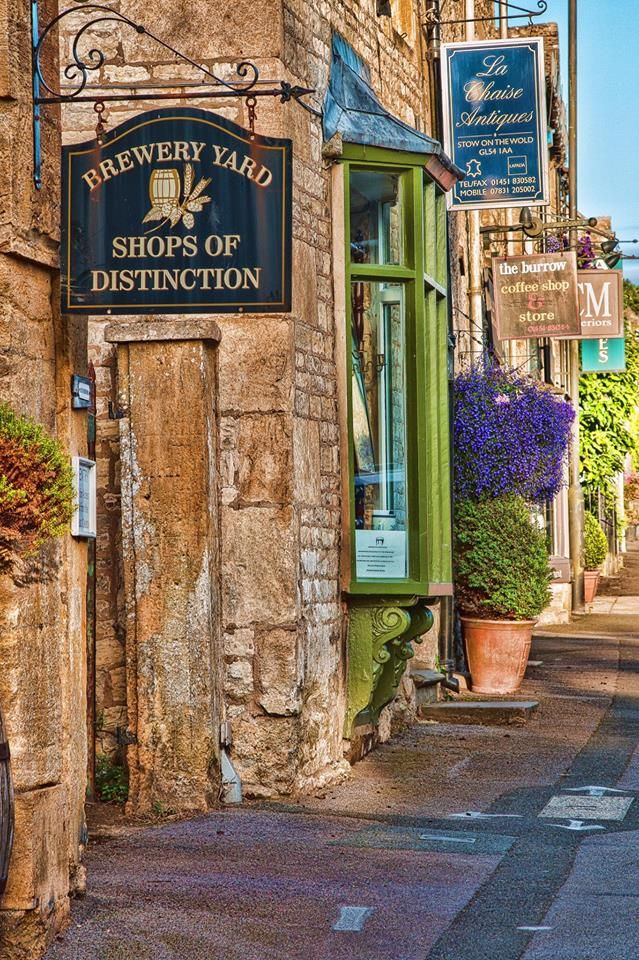 Stow-on-the-Wold | Gloucestershire, Cotswolds by g smith