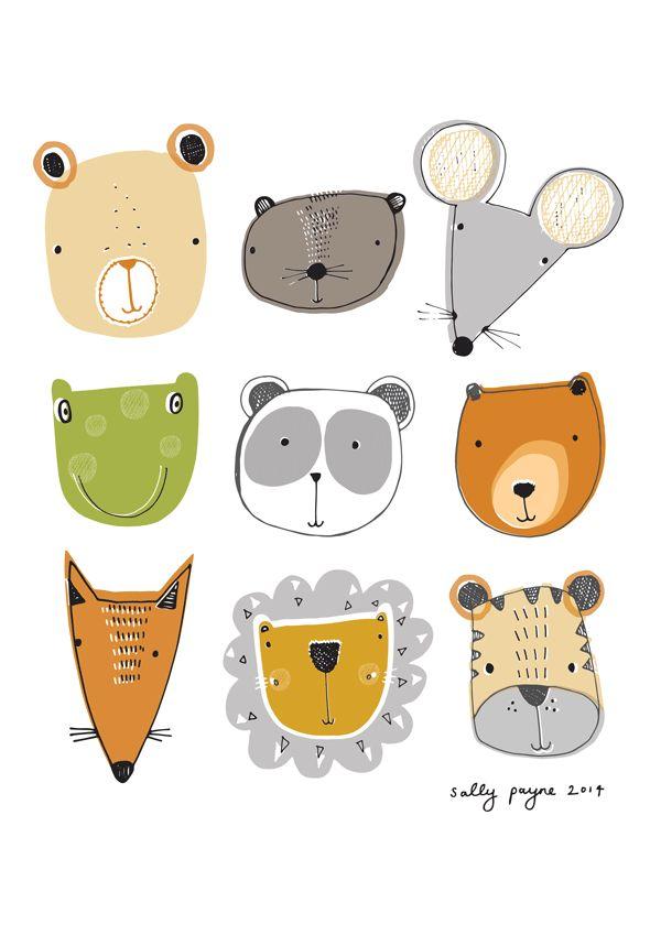 Venez créer une pièce de céramique entièrement à votre image au Crackpot Café! Et pourquoi pas vous inspirer de ces illustrations pour enfant?