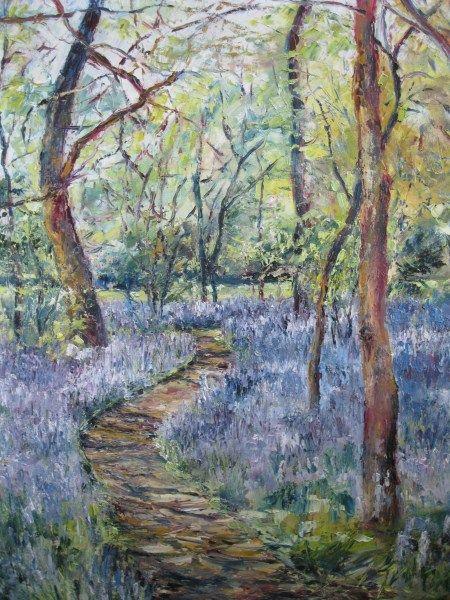 'Springtime in the Botanic Gardens' www.niamhslack.com