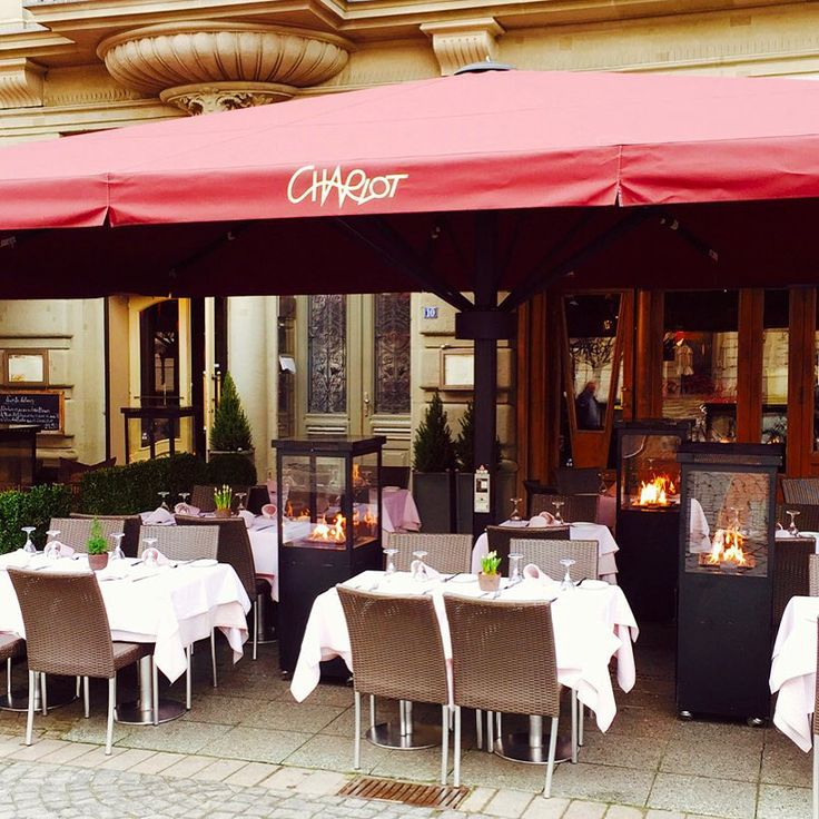 Today will be the HOTTEST DAY of the #summer in our lovely #Frankfurt!  Perfect day for a #delicious #lunch on our #relaxing #terrace!  #fun #Charlot #restaurant #foodie #style #chic #food #travel #frankfurt #germany #lunch #dinner #alteoper #opernplatz #France #italy #friends #action #europe #glamour #vip #delicious