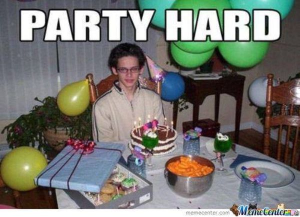 Funny Meme Pictures Party : Best birthday memes images birthdays