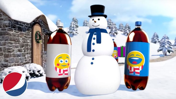 'Tis the Season: Winter Wonderland and Pepsi Emojis | Pepsi