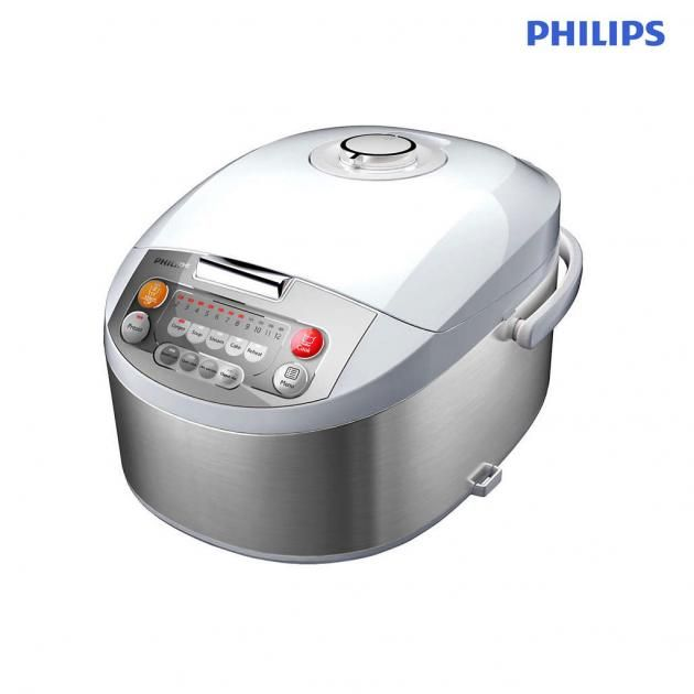 Philips Viva Collection Fuzzy Logic Rice Cooker HD3031/03