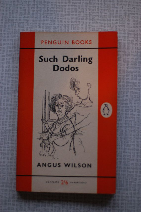Such Darling Dodos Angus Wilson Penguin Books by ItsAGreatVintage