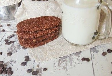 This fantastic clean-eating recipe for breakfast biscuits is packed full of whole grains and contains no refined sugar, refined flour or chemical additives.