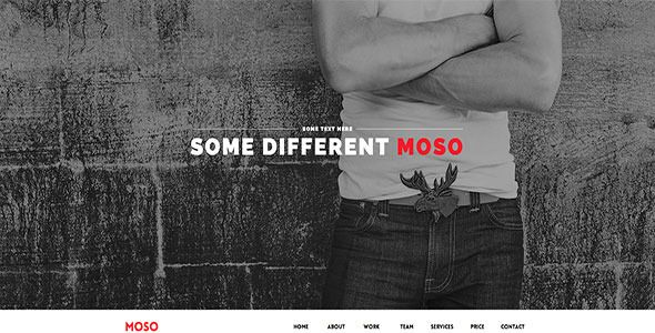 Moso - Multipurpose Parallax One Page Muse Template is a finely crafted Muse theme, with a clean ultra-modern design for easy customization. Developed and decoded using MUSE CC 2014 the theme adds a real definition in telling your tale with style.