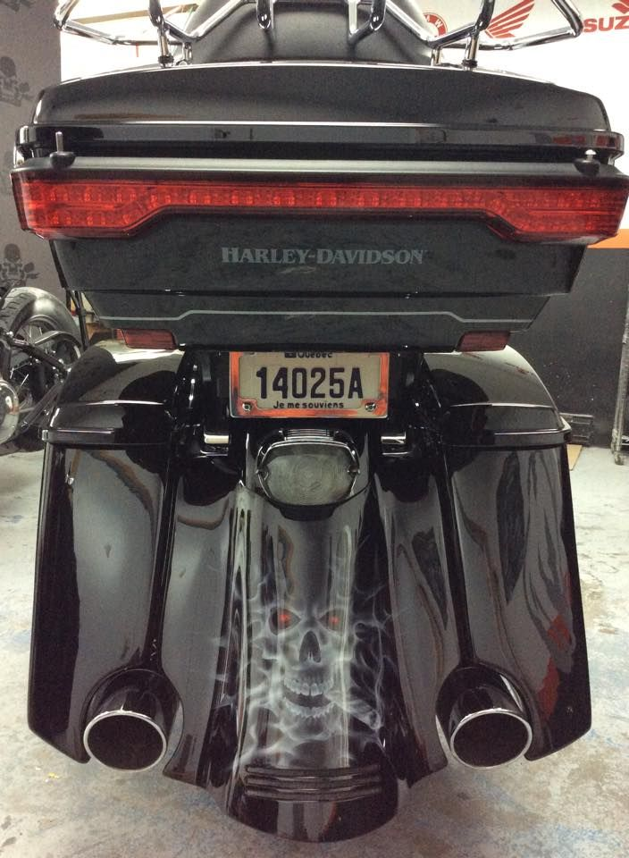 Harley Davidson Saddlebags: Top 25 Ideas About Harley Davidson Saddlebags On Pinterest
