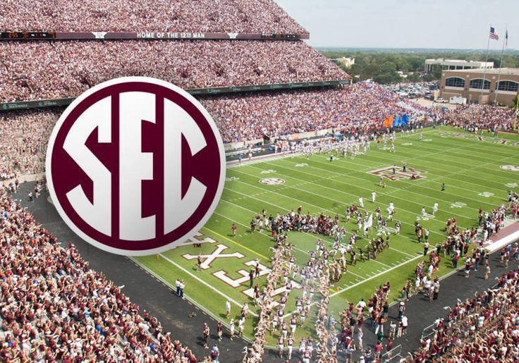 SEC & Texas A&M Release 2013 Football Schedule (With