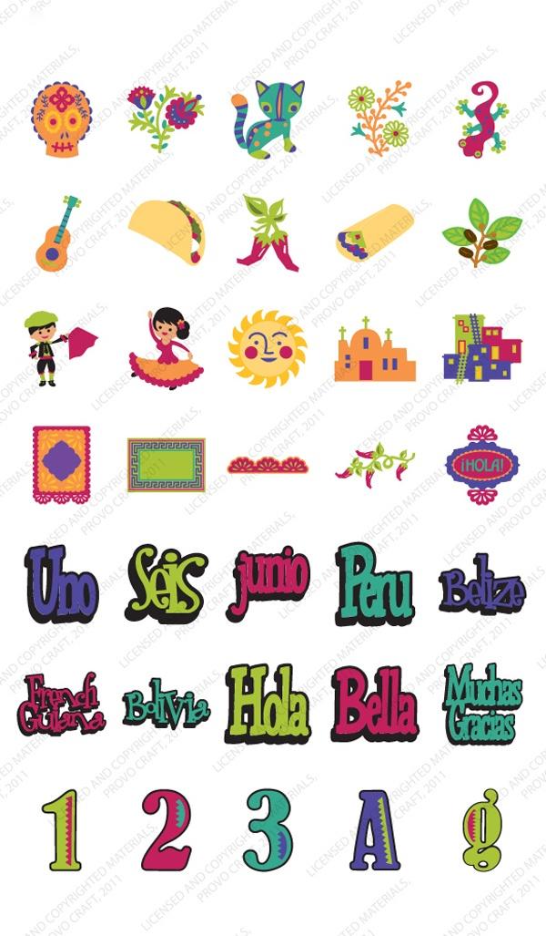 82 best cricut reference images on pinterest cricut for Cricut craft room fonts